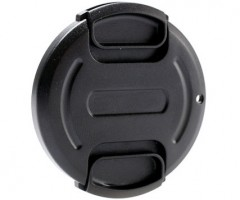 Крышка 40.5mm JJC Snap-on Lens Cap